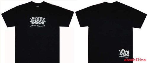 浜昼顔Tシャツ